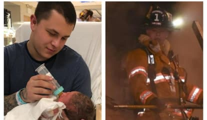 GOFUNDME: Fair Lawn Firefighter Dragged By Car Suffers Shattered Spine, Collapsed Lung