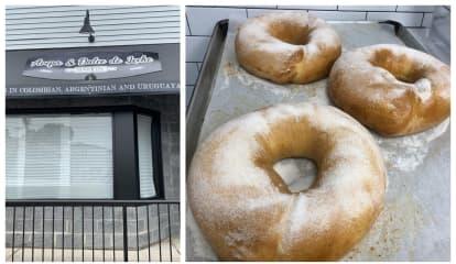 Colombian Bakery Opens In Bergen County