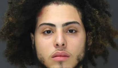 Maywood PD: Fleeing Hackensack Driver Who Crashed Gets Assault, Eluding Charges, Dozen Tickets