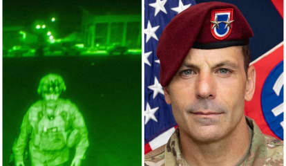 Last US Solider To Leave Afghanistan Is Pennsylvania Native