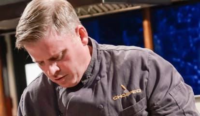 Bergen County Chef Competes On 'Chopped' For $10,000 Prize