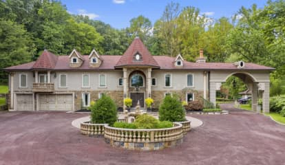LOOK INSIDE: Teresa Giudice's Morris County Mansion Hits Market At Nearly $2.5M