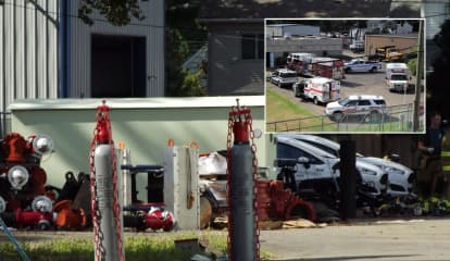 Chlorine Gas Leak Contained At Fair Lawn Water Treatment Plant