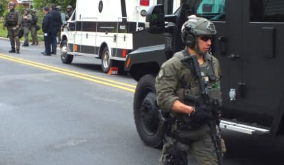 SWAT STANDOFF: Elmwood Park Man Tear-Gassed Out After Threatening Officers With Knives
