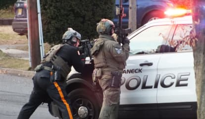 SWAT Incident Ends Peacefully At Teaneck Home