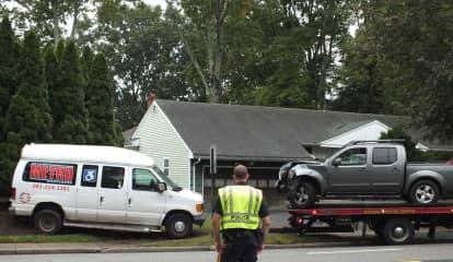 Maywood Patient, 80, Ambulette Driver Injured In Washington Township Crash