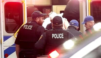 Victim, 55, Hospitalized, Suspect Seized In Washington Township Stabbing