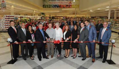 Remodeled ShopRite Reopens In Garnerville