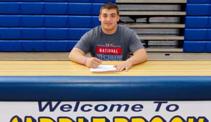 Saddle Brook HS Wrestler Headed To Nation's Top Junior College Program