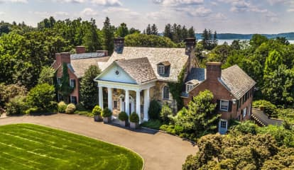 Michael Douglas, Catherine Zeta-Jones 'Downsize' To Sprawling $4.5M Westchester Estate