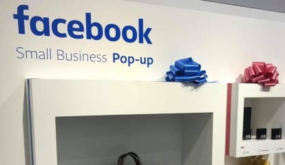 Facebook Opens Pop-Ups In Macy's Stores