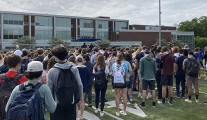 Students Walk Out Of Class At High Schools In Fairfield County After Racist Post