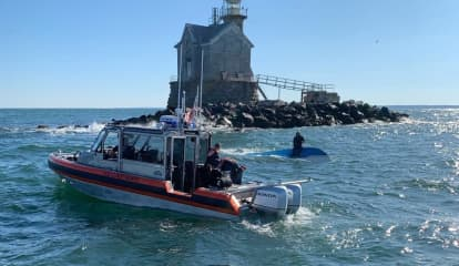 ID Released For Man Who Died After Boat Overturned In Long Island Sound