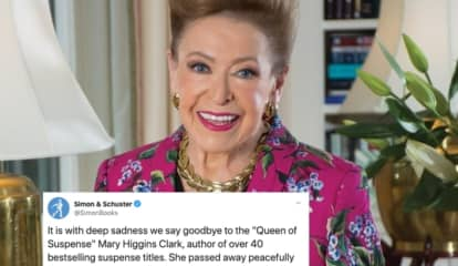 'QUEEN OF SUSPENSE': Mary Higgins Clark, Best-Selling Novelist From NJ, Dead At 92