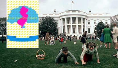 Hackensack Student's Design Will Represent NJ At Annual White House Easter Egg Roll