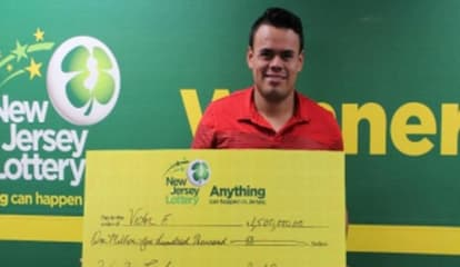 Lucky Landscaper Wins $5G A Week For Life In Bergen County