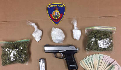 Off-Duty Uber Driver From Danbury Busted With Guns and Drugs, Police Say