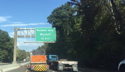 Traffic Alert: 208 In Wyckoff Backs Up