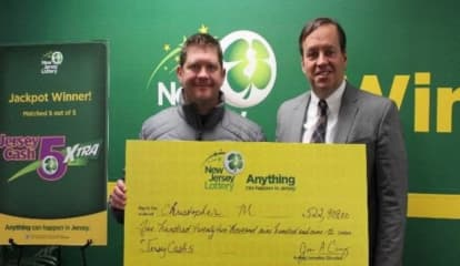 Family Birthday Numbers Win Ramsey Dad $522G In New Jersey Lottery