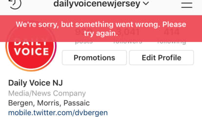 Facebook, Instagram Outage Reported