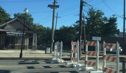 DETOUR: Hackensack Road Closed For Railroad Repairs