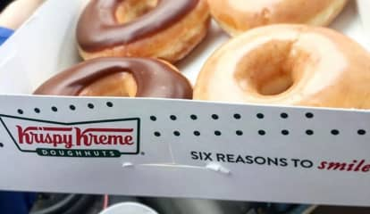 LOOK INSIDE: Krispy Kreme Opening Early March In Bergen County