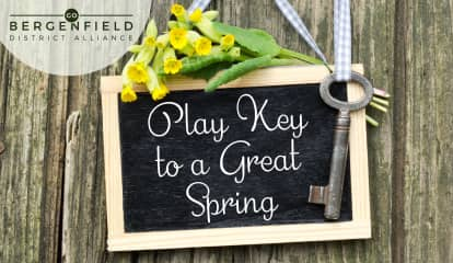 The Go Bergenfield District Alliance Announces Key To A Great Spring Event