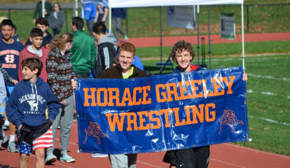 Horace Greeley Athletes Help Fight Pediatric Cancer