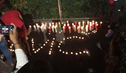 Vigil Held For Norwalk Teen Killed After Car Crashes Into Tree In Darien