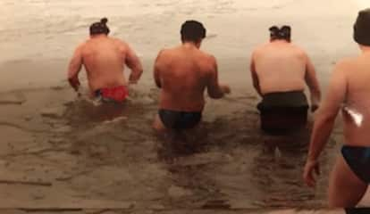 Rockland Residents Plan Charity Hudson River Plunge On Super Bowl Sunday