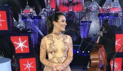 WATCH: Tenafly's Lea Michele To Perform On ABC Holiday Special