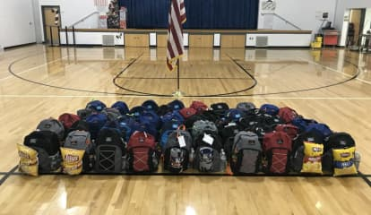 Lodi Schoolchildren Help Homeless Through 'Blessings In A Backpack'