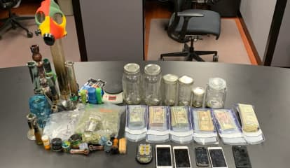 Fair Lawn PD: Pot Dealer, 17, Busted In Raid With Nearly Pound Of Weed, $20,000 Cash