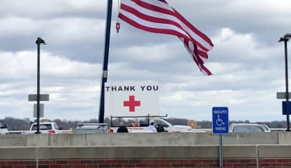 K&J Tree Service Brings Giant Thank You To Norwalk Hospital