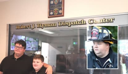 Upper Saddle River PD Dedicates Plaque To Career First Responder Who Died Young