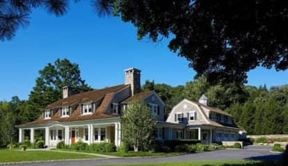 Newly Built Nantucket Colonial In Ridgefield Listed At $3M
