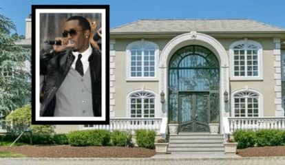 LOOK INSIDE: Sean 'Diddy' Combs' Former North Jersey Mansion On The Market