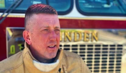 'Dream Became Reality': Linden Firefighter Inspires With Organ Transplant Story