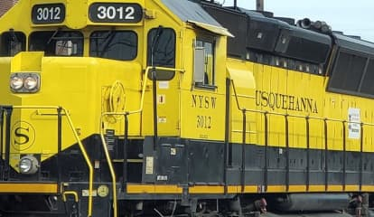 Police: NJ Man Injured, Charged With Playing Chicken With Freight Train