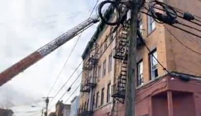 Quick Response Protects More Than 30 Families Fleeing Passaic Apartment Building Fire