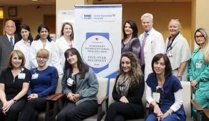 Good Samaritan Hospital Coronary Intervention Team Receives Top Rating From Healthgrades