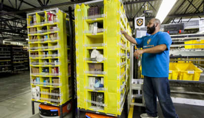 Amazon Hiring 6,900 More New Jersey Workers As Online Shopping Booms