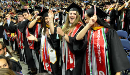 Ready For The World: 2K Sacred Heart University Grads Get Their Diplomas