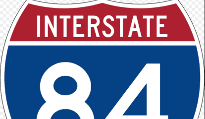 Lane Closures Scheduled On I-84