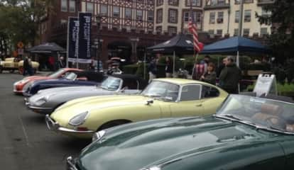 Scarsdale Concours d'Elegance To Help #PaulieStrong Battle Childhood Cancer