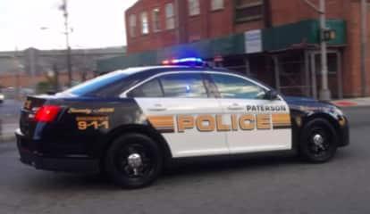 Paterson Police Called To Street Fight Seize Illegal Handgun