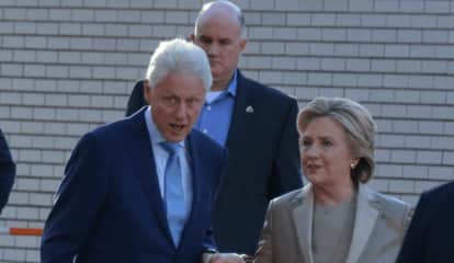 That's The Ticket? Chappaqua's Bill, Hillary Clinton Start International Speaking Tour