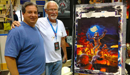 Dark Side Threatens West Nyack Star Wars Buff's 10,000 Piece Collection
