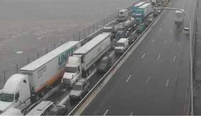 More Lane, Ramp Closures Scheduled For I-87 Near New Tappan Zee Bridge