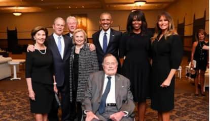 Former President George H.W. Bush Dies At 94